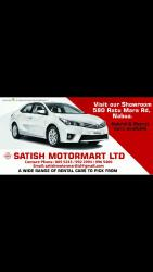 Satish Motormart Ltd